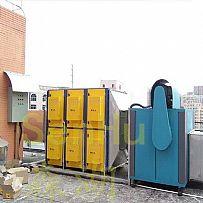 广州白云酒店油烟工程